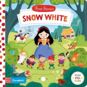 Snow White (First Stories) [Board book]
