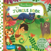The Jungle Book (First Stories) [Board book]