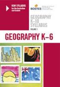 NSW Geography K-10 Syllabus