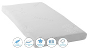 KINDER VALLEY Organic Bamboo Cot Mattress