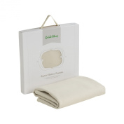 The Little Green Sheep Organic Waterproof Boori and Stokke Home Mattress Protector