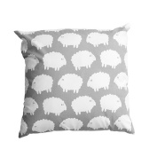 Farg Form Lamb Pram Pillowcase