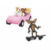 Gremlins pull back toy / gizmo and stripe set