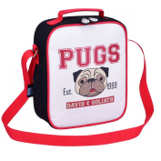 David and Goliath School Lunch Bag with Shoulder Strap