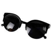 Marilyn Monroe Style Round Retro Sunglasses