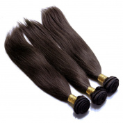 Heiheimai Brazilian Silky Human Hair Pack of 3 (16