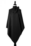 Simply Savvy Co Ariel Cutting Styling Cape Black
