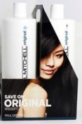 Paul Mitchell Original Awapuhi Shampoo & The Detangler Conditioner Litre Duo