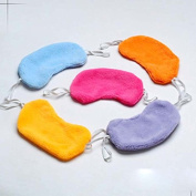 HuaYang Soft Cotton Sleep Eye Mask Sleeping Eye Blindfold Eyeshade Eyecell(Random Colour