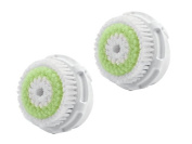 Replacement Facebrush Head for Acne Cleansing, Compatible with Mia, Mia 2, Mia 3, Aria, Pro and PLUS Cleansing Systems