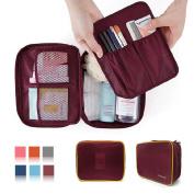 Pockettrip Clear Cosmetic Makeup Bag Toiletry Travel Kit Organiser New 2015