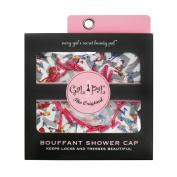 Gal Pal Bouffant Shower Cap - Shoe Fashionista