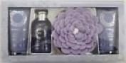 Hand Body & Soul Violet Bouquet Set