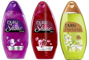 Duru 3 Piece Shower Gel Variety Pack