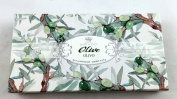 Sapone Toscano soap 3 bars Olive Bath Soap - 3 bars each 125 grammes