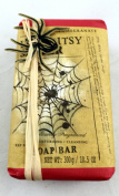 Itsy Bitsy Spider Halloween Soap 300 Gramme Large Luxury Soap Bar