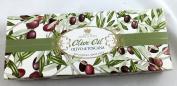 Sapone Toscano soap 4 bars Olive Bath Soap - 4 bars each 125 grammes