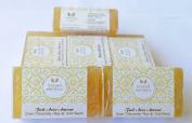 Golden Naturals Lemon Oil Lemon Grass Oil Coconut Oil 125 Gms Soap