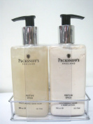 Pecksniff's England Hand Wash & Lotion Duo Festive Spice Set - 300ml each