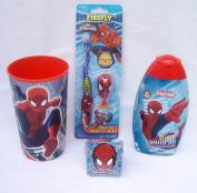 Boys 'Spider-Man' Bath Bundle