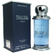 Thallium Yves De Sistelle Cologne for Men 3.3 / 100ml New in Box