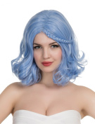 PINKISS High Quality Japanese Lolita Temperament Fashion Cosplay Wig with Free Quality Wig Cap