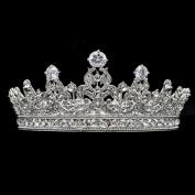 Wedding Crown Bridal Tiara Wedding Hair Jewellery Women Hair Accessories Rhinestone Tiara Birthday Crown Headpiece SHA8709