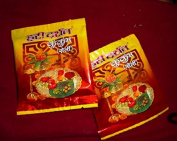 Artcollectibles India 2 Pure Kumkum Powder Haridarshan India Hindu Puja Sindoor Roli Havan Religious