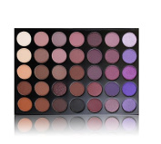 Morphe 35 Colour Plum Eyeshadow Palette - 35P