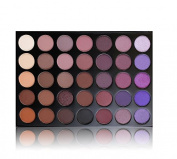 Morphe 35 Colour Plum Eyeshadow Palette - 35P