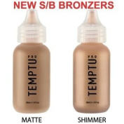 TEMPTU PRO 120ml Bottle of S/B Matte Bronzer