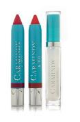 Carmindy & Co. Lippie Love Lip Crayons with Lip Glow Super-Moisturising