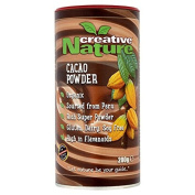 (3 PACK) - Creative Nature - Organic Cacao Powder | 200g | 3 PACK BUNDLE