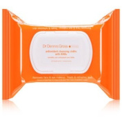 Dr. Dennis Gross Antioxidant Cleansing Cloths with AHA's