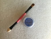 3g Jar Matte Ultramarine Dry Blue Eye Shadow with 10cm Dual Eyeshadow Stick