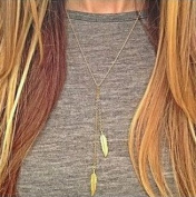 Nero 2015 Hot Chic Leaves Shaped Necklaces Jewellery for Women