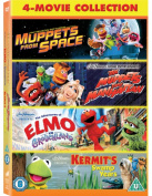 The Muppets Movie Collection [Region 2]
