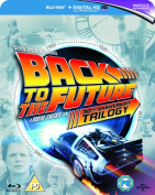Back to the Future Trilogy [Region B] [Blu-ray]