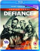 Defiance: Season 3 [Region B] [Blu-ray]