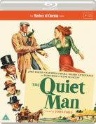 The Quiet Man [Region B] [Blu-ray]