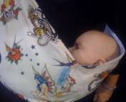 Mamma's Milk Invisibly Adjustable Baby Sling