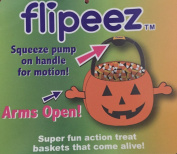 Flipeez Halloween Baskets - Pumpkin