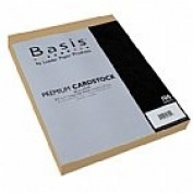 Basis Light Brown 80# Cover 22cm x 28cm -100 sheets Limited PapersTM Brand