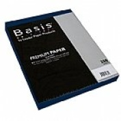 Basis Navy 70# 22cm x 28cm -200 sheets Limited PapersTM Brand