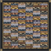 Easy Quilt Kit Colour Through the Lines Nuetral