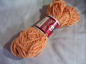 Peach (Light Orange) Aunt Lydia's Heavy Rug Yarn 75% Rayon 25% Cotton Art. 235 colour 248 Peach