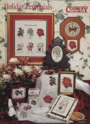 Holiday Perennials Counted Cross Stitch