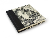 Nepali Dot Journal with hand-made Lokta paper. Made in Nepal.