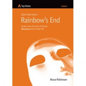 Study notes on Jane Harrison's Rainbow's End - for Area of Study Discovery 2015-2018 HSC