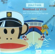 Paul Frank Boatload of Fun Game by University Games